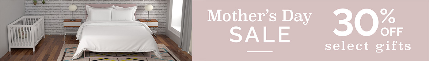 Mother's Day - 30% Off Select Gifts