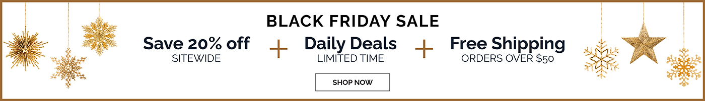 Sale - Save 20% Sitewide - Daily Deals