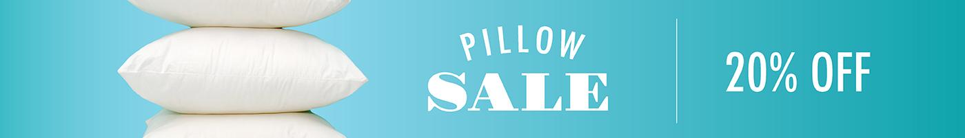 Pillows Sale - Save 20%