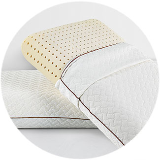 Copper Gel CoolFlow™ Memory Foam Pillow - See Product