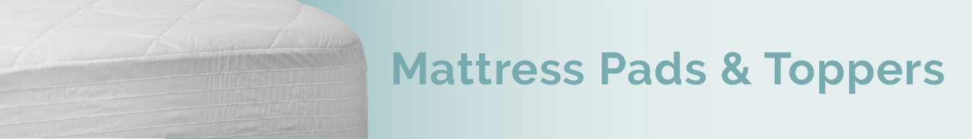 Mattress Pads And Toppers Category