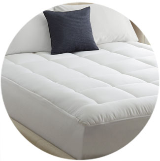 Great Sleep HYDROCOOL Mattress Pad - See Product